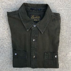 Lucky Brand denim shirt